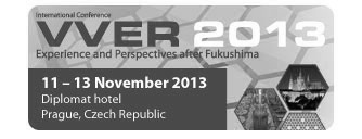 VVER 2013 - Experience and Perspectives after Fukushima